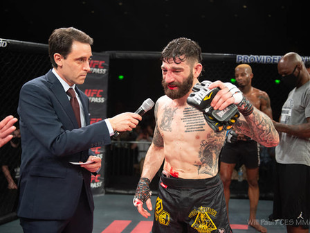 CES 62 Results: Smith Claims Gold, Paiva Retires