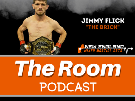 """The Room Podcast: Jimmy """"The Brick"""" Flick"""