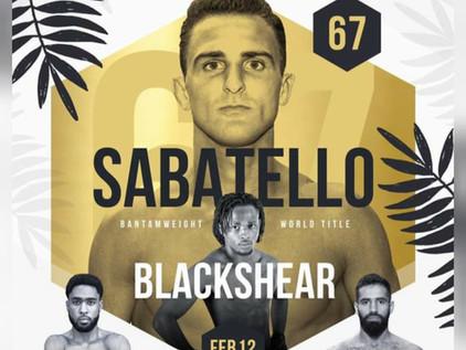 Da'Mon Blackshear is Poised for Gold at Titan FC 67
