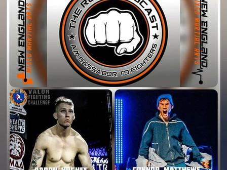 The Room Podcast: Aaron Hughes & Connor Matthews