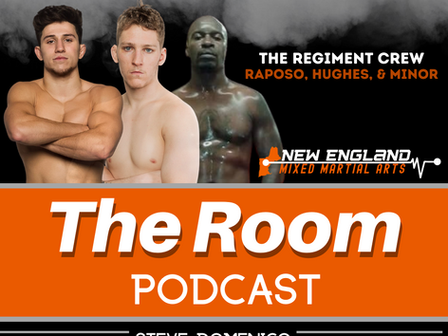 The Room Podcast: The Regiment Crew