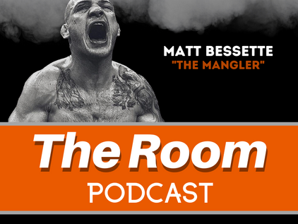 "The Room Podcast: Matt ""The Mangler"" Bessette"