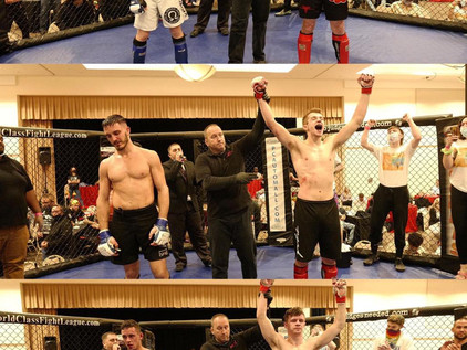 Nostos MMA goes 3-0 at WCFL 28 in Tampa