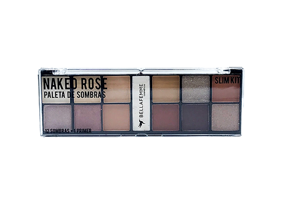 Paleta de Sombras Naked Rose
