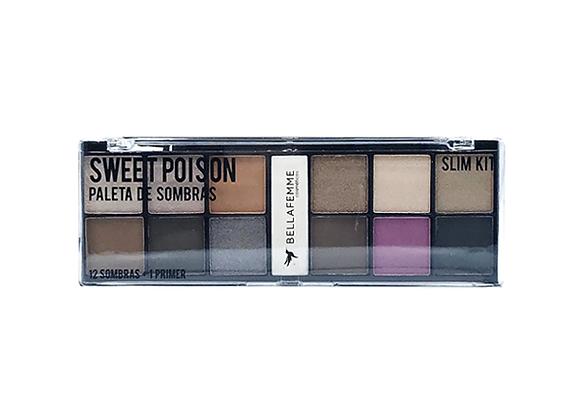 Paleta de Sombras Sweet Poison