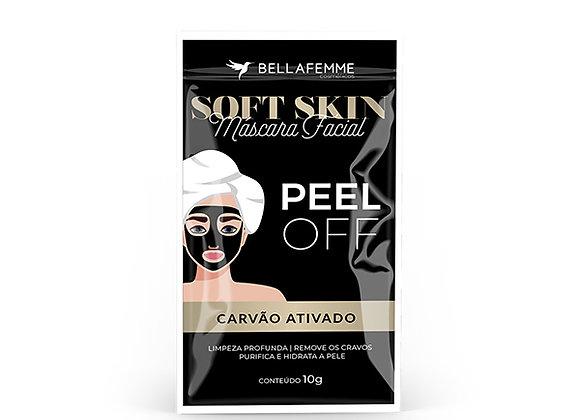 Máscara Peel Off Carvão Ativado