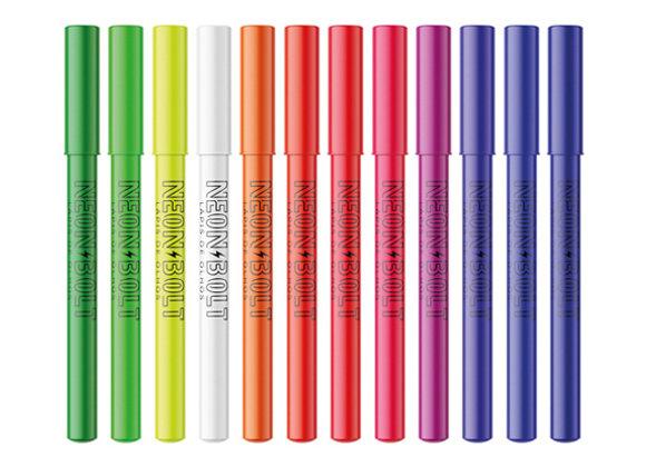 Lápis de Olhos Neon Bolt