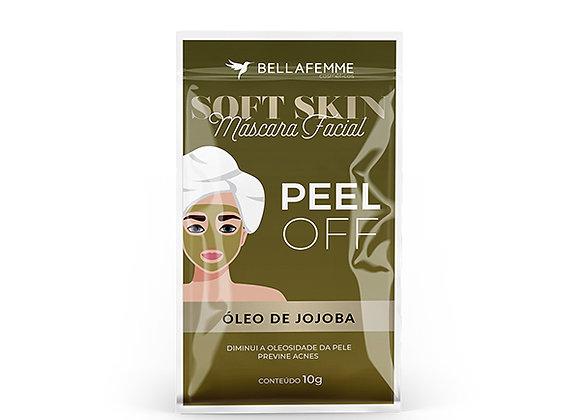 Máscara Peel Off Óleo de Jojoba