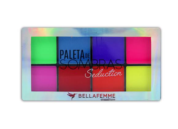 Paleta de Sombras - Seduction