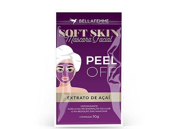 Máscara Peel Off Extrato de Açaí