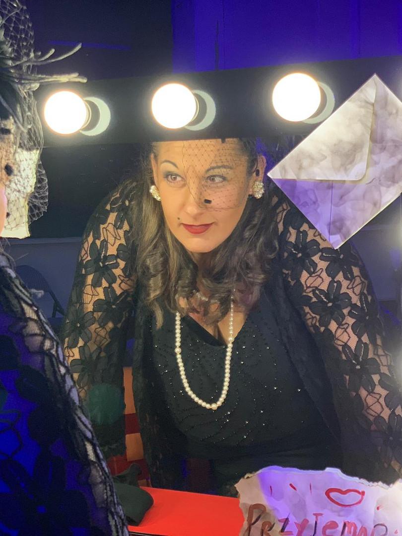 Valeria Llaneza as Sra. Slowsky. Photo Credit Jessica Terry