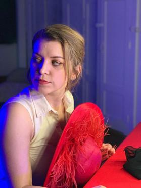 Carla Costabile as Maria. Photo Credit Jessica Terry