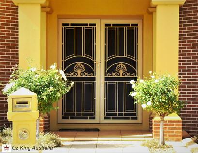 1. Security Doors