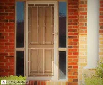24.  Security Door