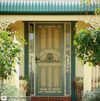 17. Security Door
