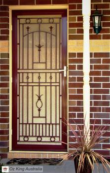 25. Security Door