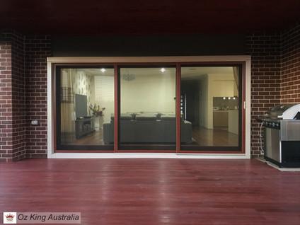 11. Sliding Stacker Doors and Panel