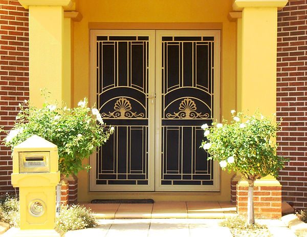 Oz King Security Doors