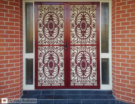 20. Security Doors