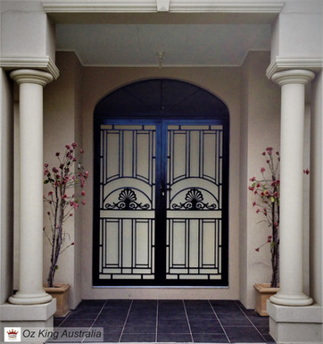 14. Security Doors