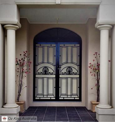 14. Security Doors