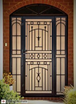 15. Security Door and Side Lites