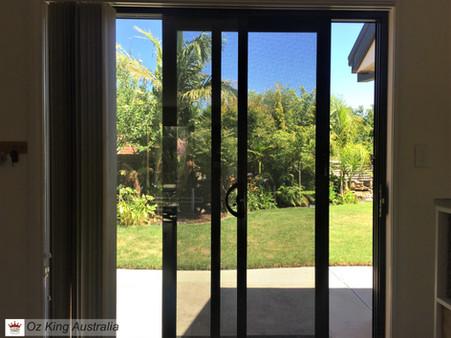 22. Sliding Security Door