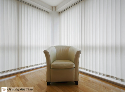 6. Vertical Blinds