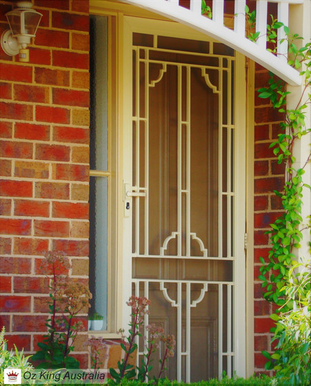 33. Security Door