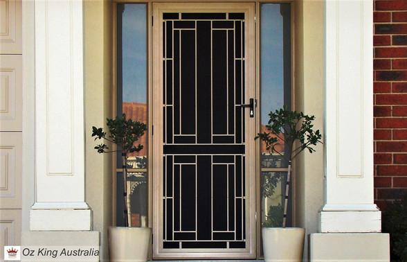 2. Security Door