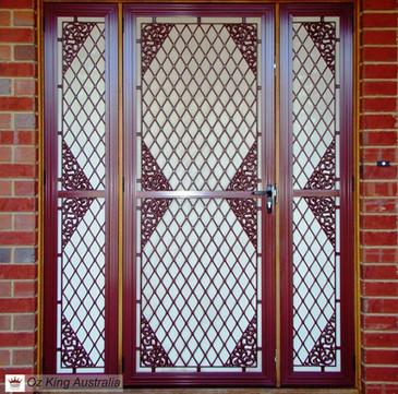 6. Security Door and Side Lites