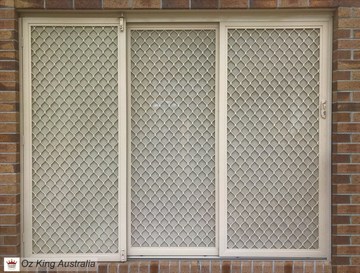 30. Sliding Stacker Doors and Panel