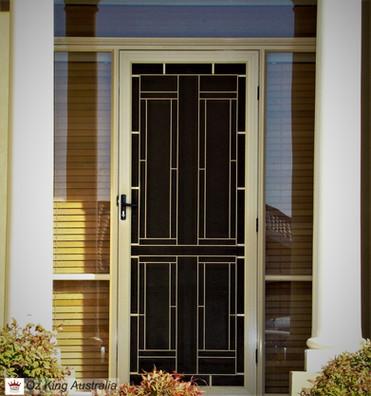 18. Security Door