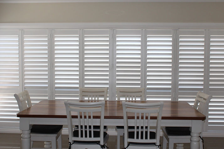 Oz King Plantation Shutters