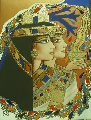 Two Egyptian Women