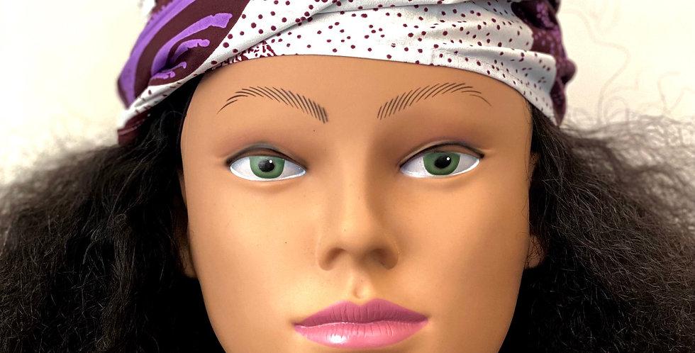Rosa Kadogo Headwraps- Sayari