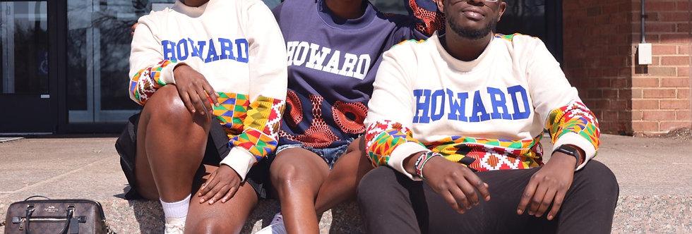 Chuo- School Pride Custom Sweatshirt (Howard)
