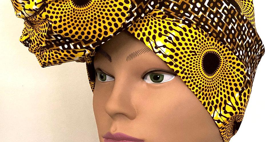 Rosa Headwraps-Madoadoa