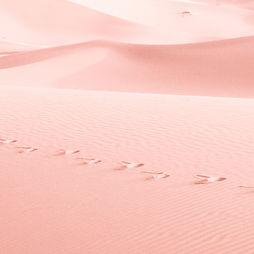 Areia rosa