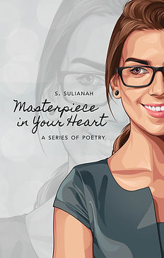 Masterpiece in Your Heart is a series of poems written by a lesbian author on her unrequited love relationships