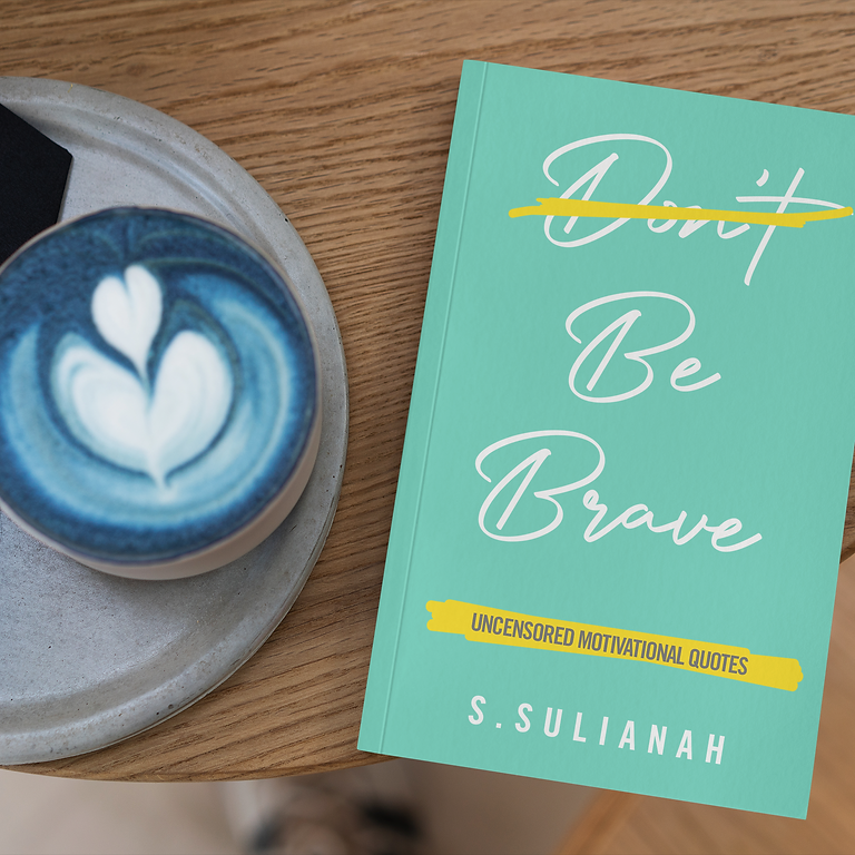 Be Brave Book Release Day