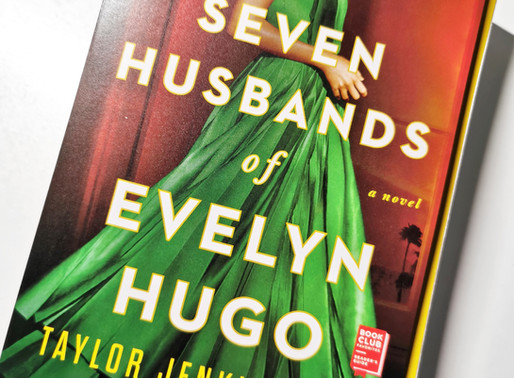 Book Club Review - Seven Husbands of Evelyn Hugo by Taylor Jenkins Reid