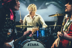 Thommy Mann III on Drums