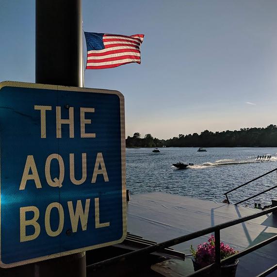 The Min-Aqua Bats Aqua Bowl