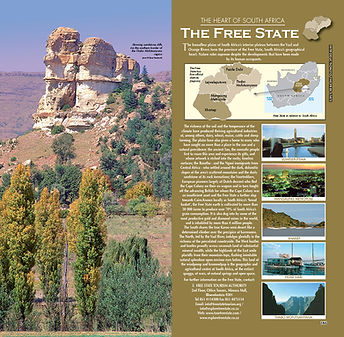 Free State South Africa guide