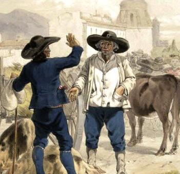 Hector et le marchand de bœufs