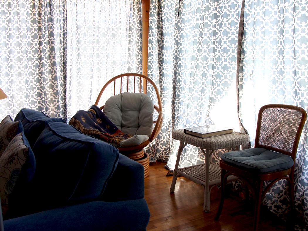 Lily Pad Living Room