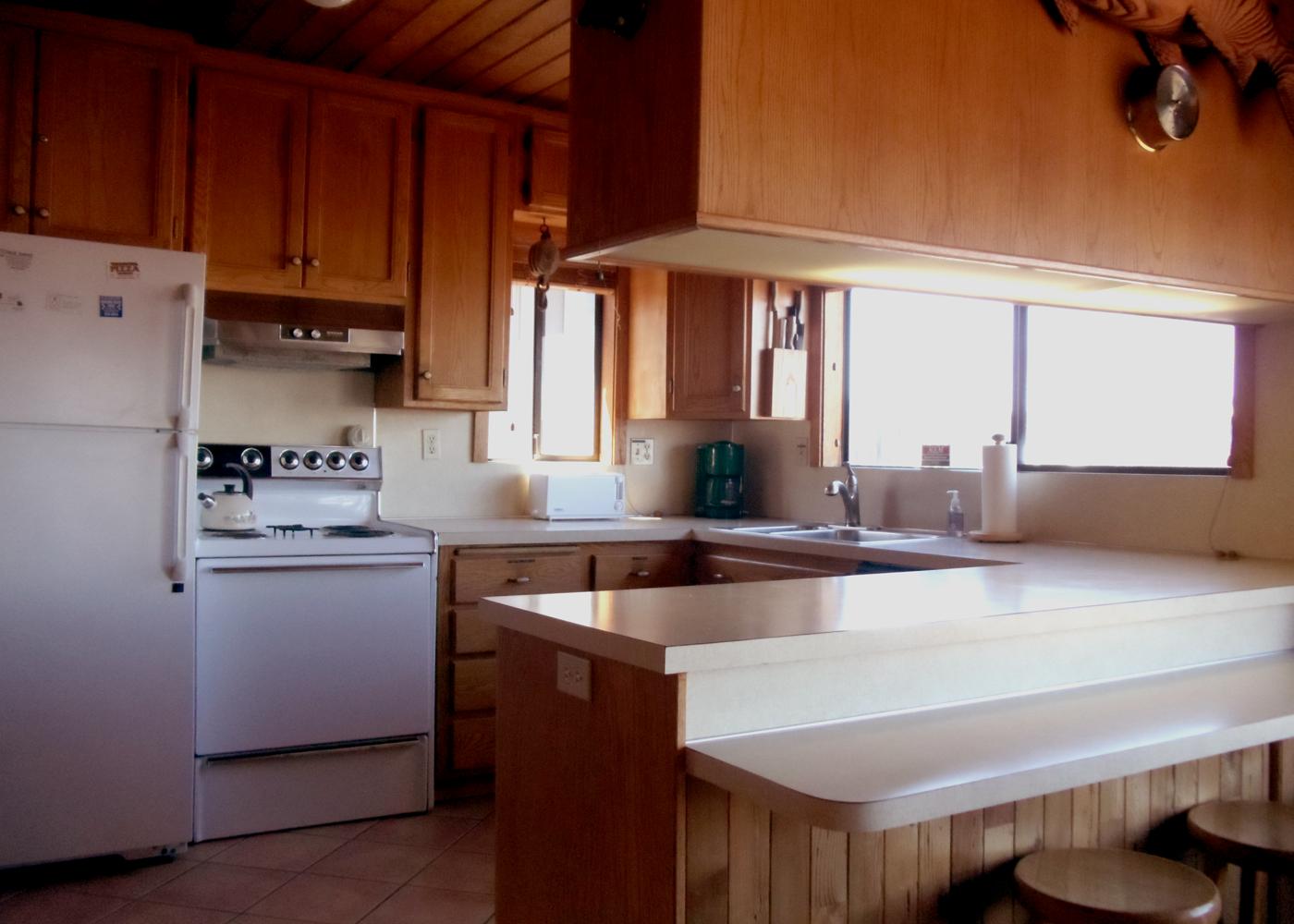 Corona Heights Kitchen