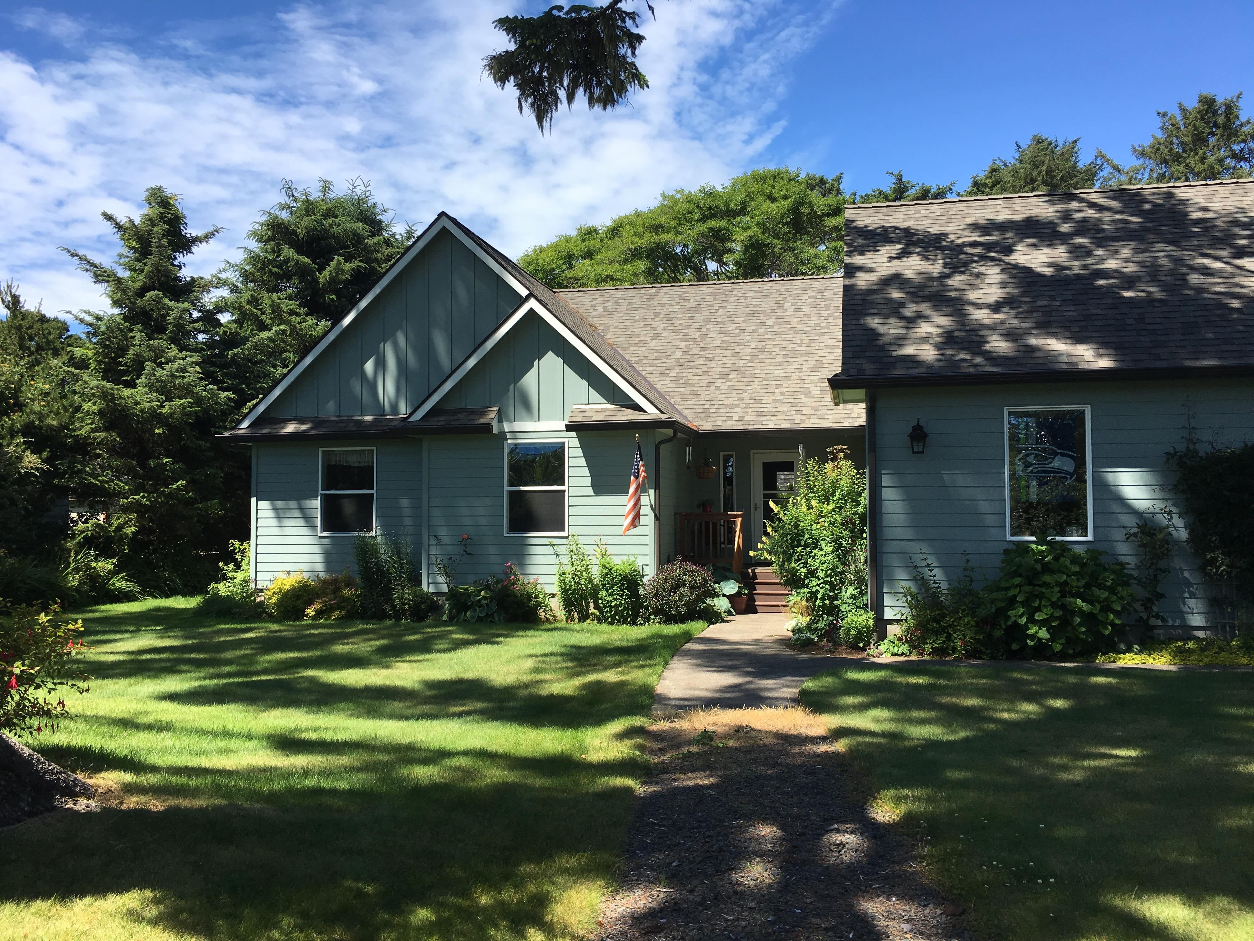 Seven Gables Oregon beach rental