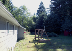 Elk back yard